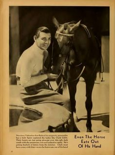 Clark Gable                                                                                                                                                                                 More