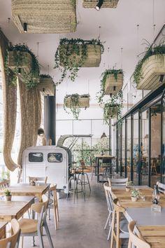 Eat good, feel good, do goodson los valores que trata de transmitirnosHonest Greens, un restaurant recién inaugurado en AZCA, el distrito financiero deMadrid.