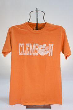 Clemson t-shirt, size XL