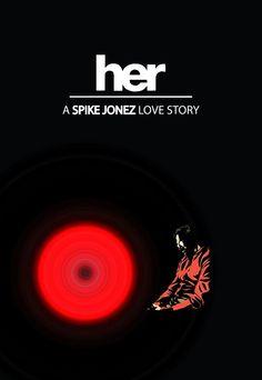 Her - film poster variant