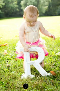 Baby First Birthday Photography