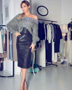 Themed Photography, Fashion Art, Womens Fashion, Leather Fashion, Leather Outfits, Fall Outfits, Sexy Women, Black Leather, My Style