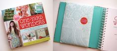 1 yard wonders great beginner sewing book