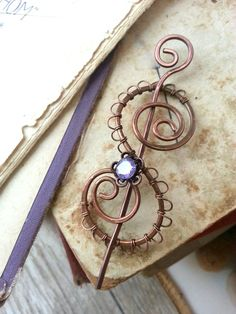 Hey, I found this really awesome Etsy listing at https://www.etsy.com/listing/220807058/celtic-shawl-pin-copper-sweater-pin-or