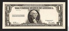 US 1928 $1 Silver Certificate