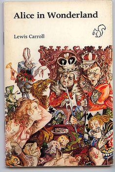 Alice in Wonderland Book