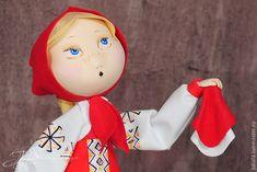«Ой люли, люли!» Создаем куклу Машеньку из фоамирана - Ярмарка Мастеров - ручная работа, handmade