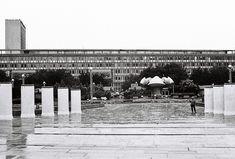 Communist Architecture Collection in Europe's Dead Centre - Bratislava Heart Of Europe, Danube River, Suspension Bridge, Bratislava, Post Office, Capital City, Brooklyn Bridge, Prague, First World
