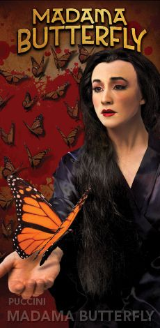 Madama Butterfly // Benedum Center //   Pittsburgh Opera //  March 16, 2013 - March 24, 2013