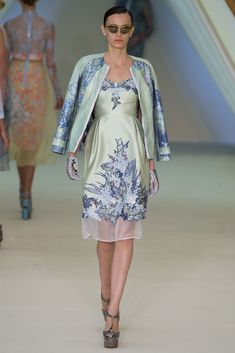 Erdem Spring 2013 Ready-to-Wear Collection Photos - Vogue