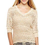 Pink Republic V-Neck Sweater