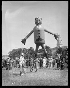 Brockton Fair by Boston Public Library, via Flickr