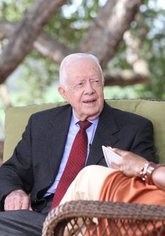 During Jimmy Carter's time in office, he faced many challenges and made decisions that would lead to far-reaching consequences. Here's what pushed him through and helped him make good choices: