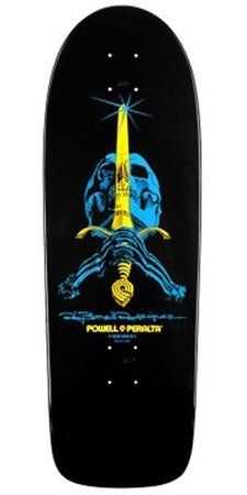 """Powell Peralta Ray """"Bones"""" Rodriguez Old School Skateboard Deck by Powell-Peralta. $54.00. Top Quality (Re-issue) Powell Peralta Old School Skateboard Deck"""