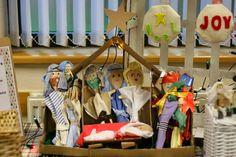 Bethlehem: Nativity Crafts