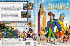 La profezia di Alhambra (El embrujo del Sur, 2003), Dvd cover Ita (3192x2118)