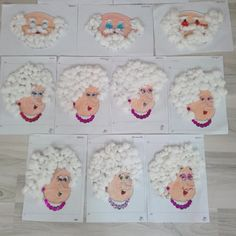 Kinderboekenweek opa en oma knutselen Grandparent's day craft idea for kids Kids Crafts, Crafts For Kids To Make, Fall Crafts, Preschool Activities, Diy And Crafts, Arts And Crafts, Grandparents Day Preschool, Bookmarks Kids, Family Theme