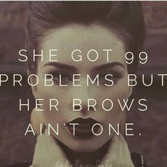 Brows giving you problems? At Envision Eye & Aesthetics we offer brow shaping th. - Brows giving you problems? At Envision Eye & Aesthetics we offer brow shaping that will not only gi - Eyebrow Quotes, Makeup Quotes, Beauty Quotes, Hair Quotes, Eyebrows On Fleek, Eye Brows, Bold Brows, False Eyebrows, Salon Quotes