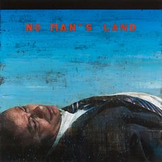 "François Bard, No Man's Land, 2010, Oil on Canvas, 51"" x 51"" #Art #BDG #BDGNY #Contemporary #Painting"