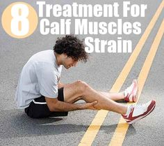 Calf muscle strain is one of the common types of muscle strains that usually occur during athletics or any other games. Calf muscle is the group of muscles which are situated at the backside of low...