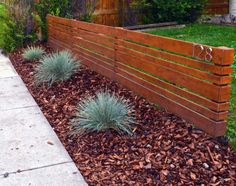 Top 60 Best Front Yard Fence Ideas - Outdoor Barrier Designs - - Looking front yard fence ideas? We've got a gallery of the 60 Best Front Yard Fence Ideas. Check out these beautiful front yard fences ideas! Cheap Landscaping Ideas, Small Front Yard Landscaping, Fence Landscaping, Backyard Fences, Fenced In Yard, Front Yard Fence Ideas Curb Appeal, Diy Fence, Yard Fencing, Front Fence