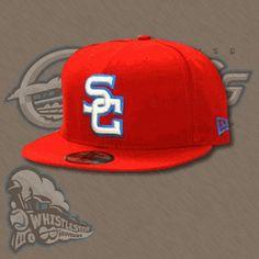 Syracuse Chiefs New Era Red Alternate Game Cap