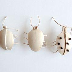 DIY Wooden Spoon Bugs