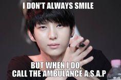 VIXX Leo hahaha