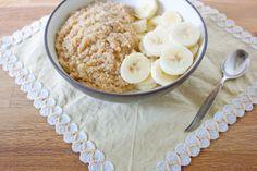 The Vegan Chickpea: Breakfast Quinoa Bowl