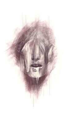 Portrait #portrait #art #digital  #face