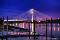 River Suir Bridge in Waterford, Co Waterford