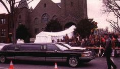 The wedding day - Park Avenue United Methodist Church, Minneapolis (14th February, 1996) Prince and Mayte avoided the glare of the 300 fans and reporters present by arriving and leaving via a specially constructed tunnel of white fabric that connected their limousine 2 the church. The location was chosen becuase of where Prince used 2 attend as a child - the pastor who performed the ceremony was Kirk Johnson's brother. The bride's mother Nelle Garcia, preceeded seven flower girls down the…