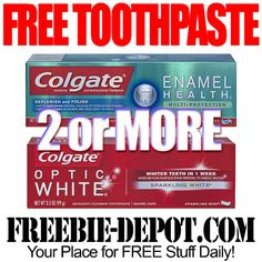 ►► FREE Colgate Toothpaste X 2 at least at Walgreens - Exp 7/9/16 ►► #Colgate, #Free, #FREEbate, #Freebie, #Walgreens ►►