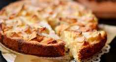 Almás-grízes-túrós süti recept | APRÓSÉF.HU - receptek képekkel