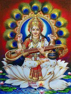 dcf7ee64c Maa Image, Gayatri Devi, Shiva Shakti, Saraswati Goddess, Kali Mata, Hindu