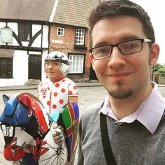 Check out my first #LincolnKnights selfie!