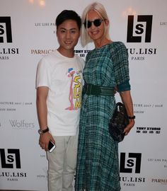 INTERNATIONAL LUXURY CONSULTING: LIU LISI Couture Paris...FASHION SHOW SALONS HOCHE...