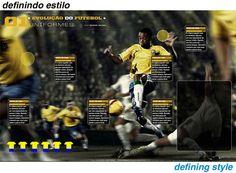 A evolução do futebol, por Luiz Iria