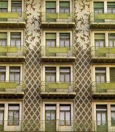 Arte Liberty in Italia - Architettura - Friuli Venezia Giulia - Trieste - Liberty a Trieste