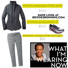 Here's what Toni Carey, co-founder of Black Girls RUN! is wearing now!