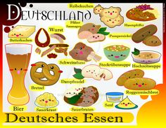 Foodies - Germany by panda-penguin on DeviantArt
