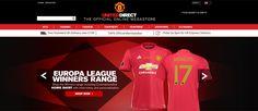 Encontre as melhores Camisas de Futebol nas Lojas de Clubes Oficiais