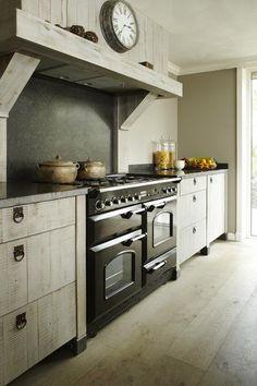 Gerard Hempen Houten Keukens stoer en robuuste keuken