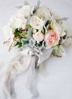 Classic ribbon bouquets:  http://www.stylemepretty.com/collection/3444/