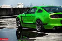 Hot or Not? Ford Boss 302 Mustang - VVSCV7 (by VossenWheels)