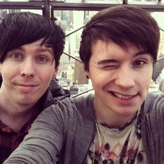 phil lester and dan howell! love it