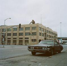 Christopher Hall Streets of San Francisco