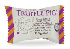 Burnaby, British Columbia, Canada, has introduced bite-size Truffle Pig'lets and Truffle PB&J Bars in peanut butter and raspberry jam combinations. Raspberry juice concentrate provides that layer of fruity flavor.