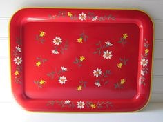 Would like to display a collection of vintage metal trays on the main wall of our dining room.