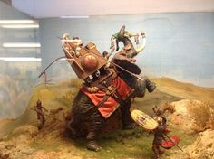War Elephant, Punic Wars, Zinn, More Photos, Soldiers, Miniatures, Painting, Fictional Characters, Art